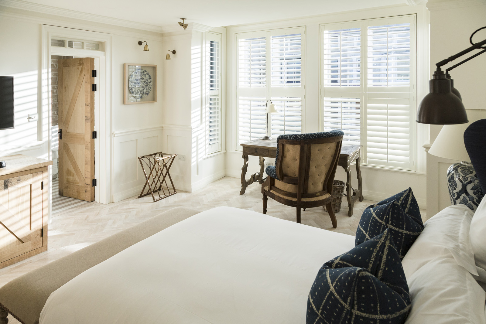 Win an overnight stay for 2 with breakfast