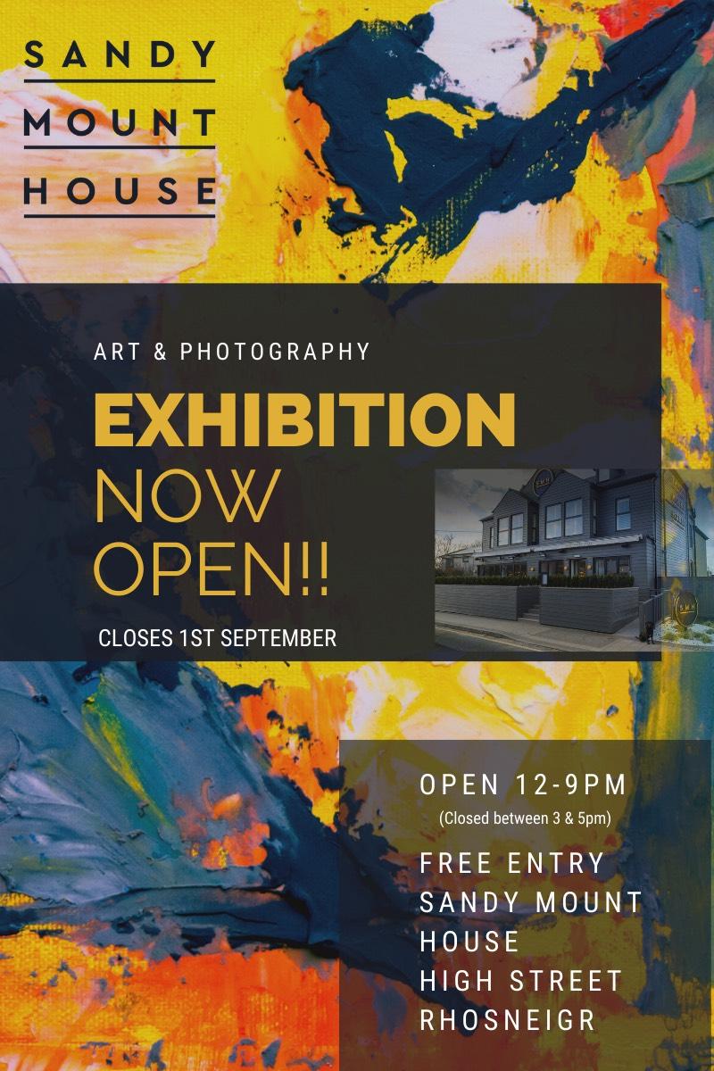 SMH Gallery Now Open